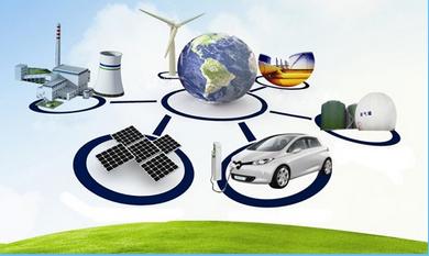 Giải pháp IT năng lượng mới