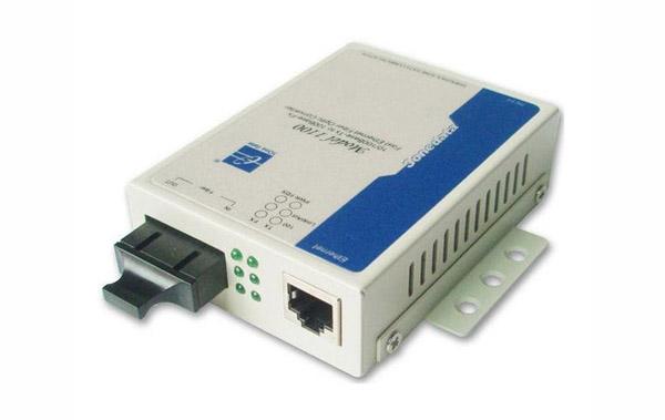 Bộ chuyển đổi quang điện Ethernet - Quang