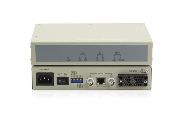 Bộ chuyển đổi E1/FE1/Ethernet/V.35