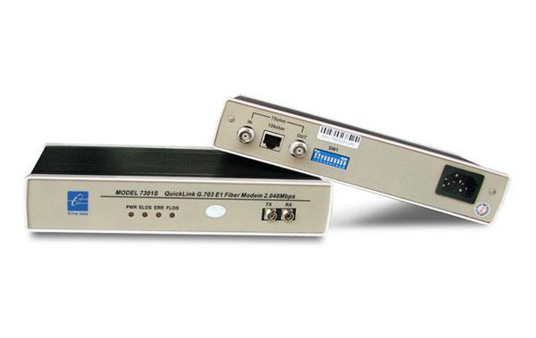 Bộ chuyển đổi E1/FE1/Ethernet/V.35 sang quang