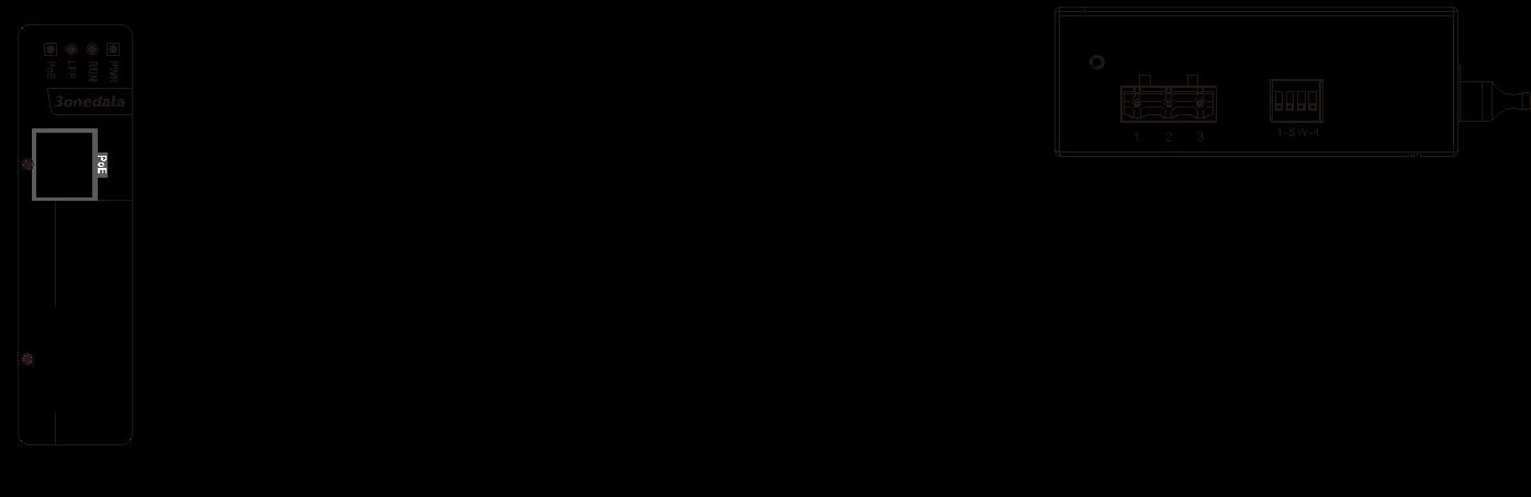 ipmc101gt-1gf-poe-dim
