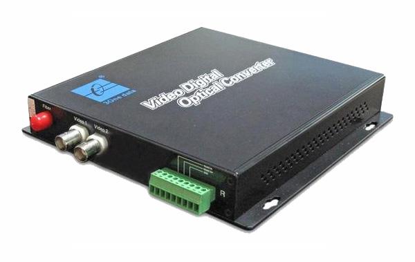 Bộ chuyển đổi video sang quang, Bộ thu phát video quang SWV60200
